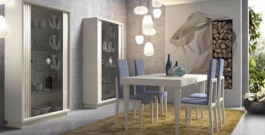 Comedor contempor neo 32 muebles belda for Comedor contemporaneo
