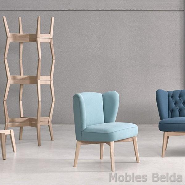 Butaca 22 muebles belda for Muebles belda